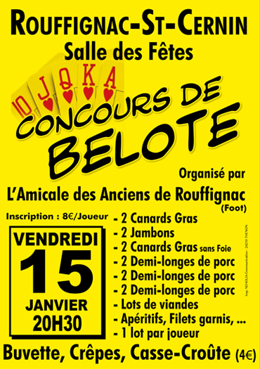 Belote-AAR-Football-Dordogne