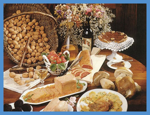 Traditionnel-week-end-gastronomique-Rouffignac-Plassard-Dordogne