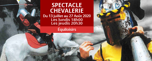 Spectacle chevalerie